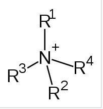 第四級アンモニウムカチオン