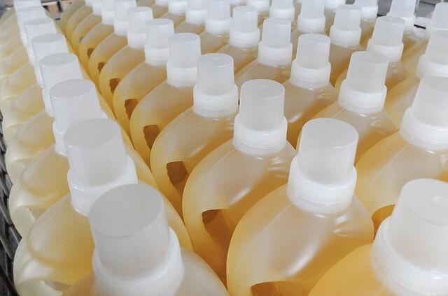 アルキルグルコシド 洗剤のイメージ図