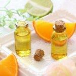 【マンダリンオレンジ果皮油】化粧品に使われている精油成分の特徴と安全性について