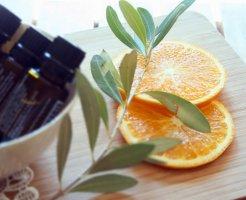 オレンジ油 化粧品香料成分